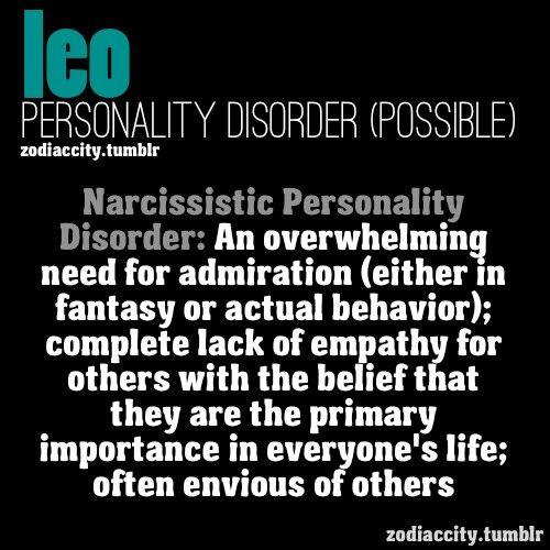 leo sign personality