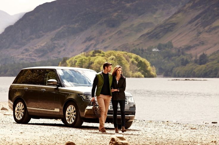 Barbour for Land Rover: matrimonio inglese | CHOOZEit