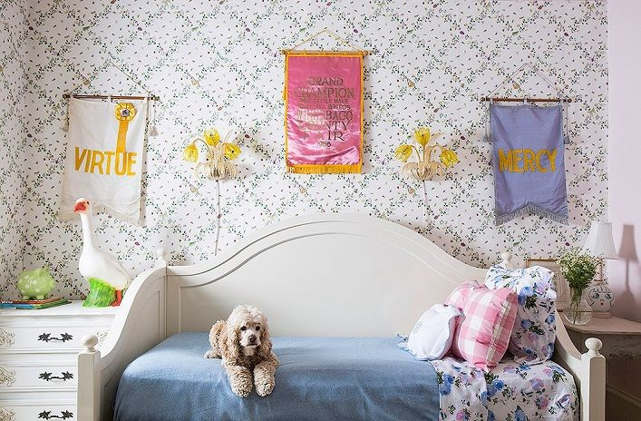 When designer Bailey McCarthy is not spending her time in Houston designing pretty bedding or updating her popular blog, Peppermint Bliss ...
