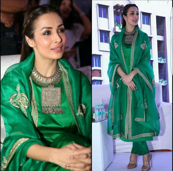 Malaika Arora Khanna in Raw Mango Outfit