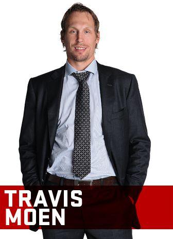 Travis Moen pose pour l'Annuel 2013-2014 du Magazine CANADIENS. / Travis Moen poses for the 2013-14 CANADIENS Yearbook. #Habs