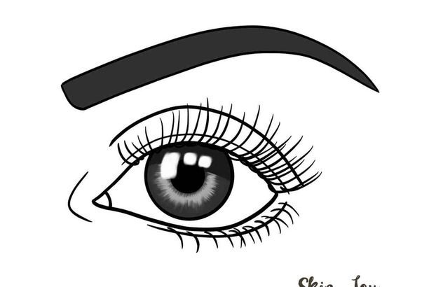 How To Draw Eyes Skip To My Lou Eye Drawing Drawings Eye Sketch