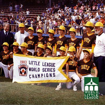 1983 Little League Baseball World Series Champions ...