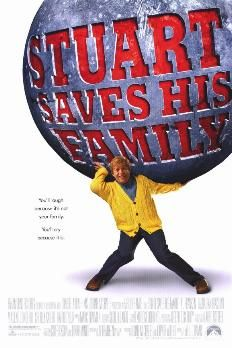 Stuart saves his family.  More charm to this movie than most can see.