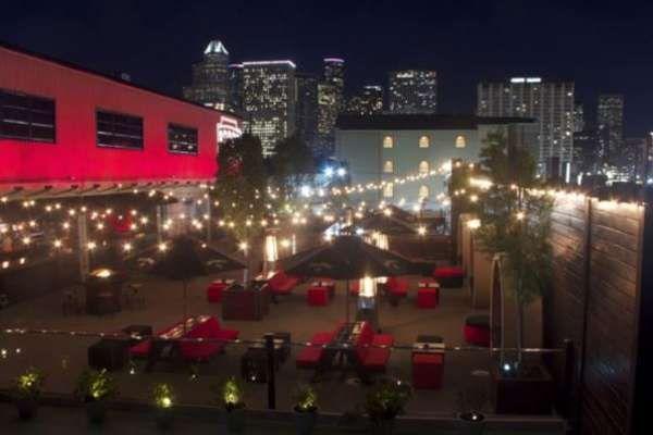 15 Thursday Steak Night Night Life Houston Nightlife Rooftop Lounge