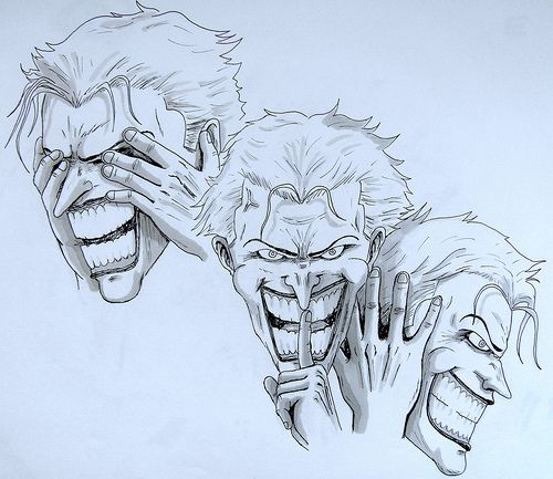 Joker Tattoo Designs   MadSCAR