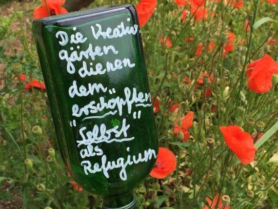 Kreativgärten Darup | Nottuln-Darup | Kreis Coesfeld | NRW | 2016 | (c) Rainer Wermelt | rainerwermelt.de