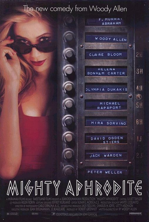 Mighty Aphrodite - Rotten Tomatoes Want to watch!
