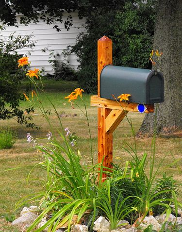 country mailbox house ideas