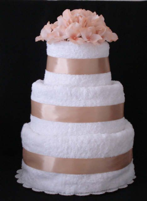 towel wedding cakes 17 best ideas about wedding towel cakes on 21113