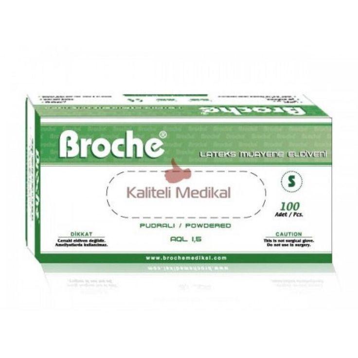 #Muayene #Eldiveni #Pudralı #Lateks #Broche S 100lü http://kalitelimedikal.net/hasta-bakim/eldiven/muayene-eldiveni/muayene-eldiveni-pudrali-lateks-broche-s-100lu-1977  Sesan medikal ürünlerde güvenilir adres! http://sesanltd.com.tr/ #medikal #sağlık #tıbbicihaz #hasta #hastalık #tıbbi #hastabakım #hastane #sesan https://www.instagram.com/p/BT1w51SAI0b/