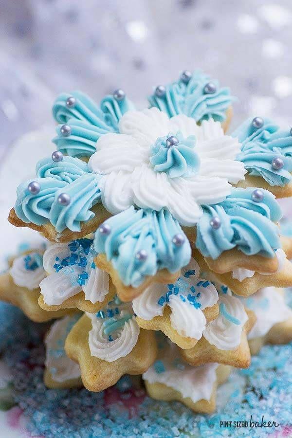 Christmas Sugar Cookies on Pinterest | Sugar cookies recipe, Sugar ...