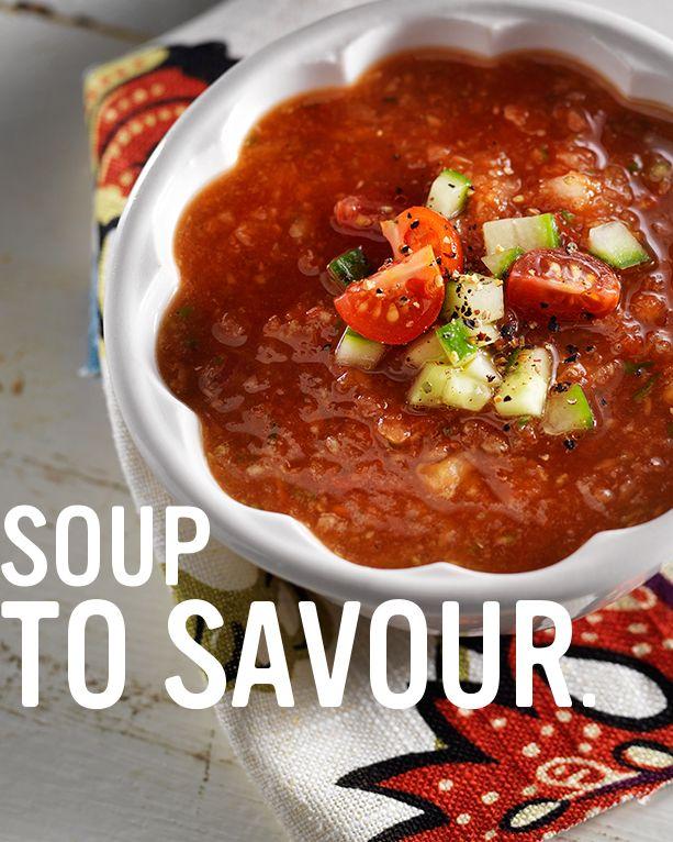 Gazpacho #recipe