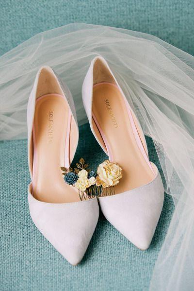 25+ Comfortable Wedding Flats for Brides