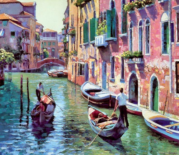 Howard Behrens Painting.