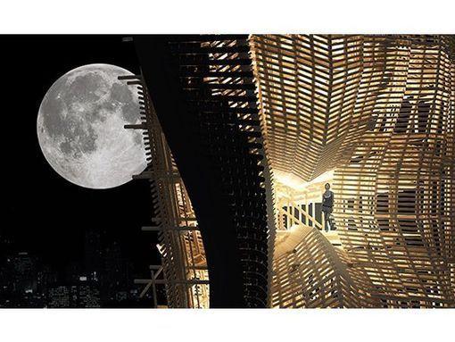 les 25 meilleures id es concernant gratte ciel sur pinterest gratte ciels city parking et. Black Bedroom Furniture Sets. Home Design Ideas