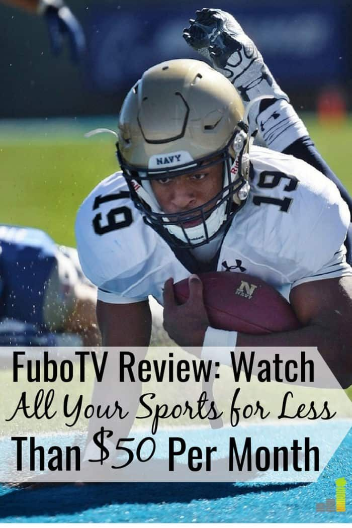 Fubotv Review Is It A Good Streaming Service For The Sports Fan