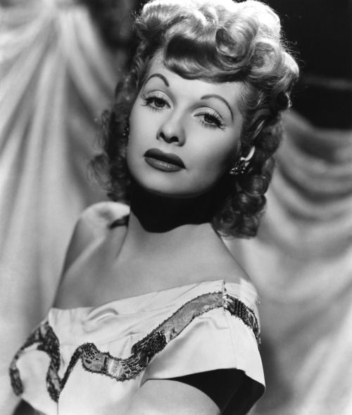 The Woman herself, Lucille Ball