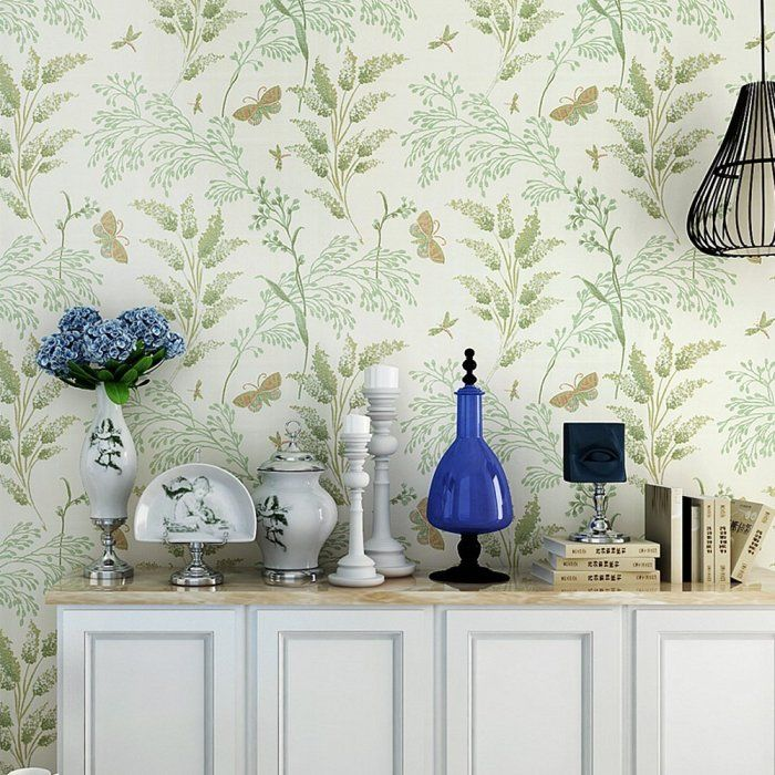 10 Best Selling Vintage Floral Wallpapers On Amazon Cozy Home 101 Vintage Floral Wallpapers Floral Wallpaper Watercolor Wallpaper Floral peel and stick wallpaper amazon