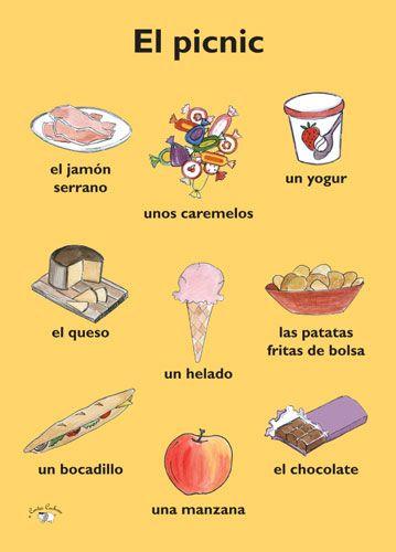 Poster (A3) - El picnic
