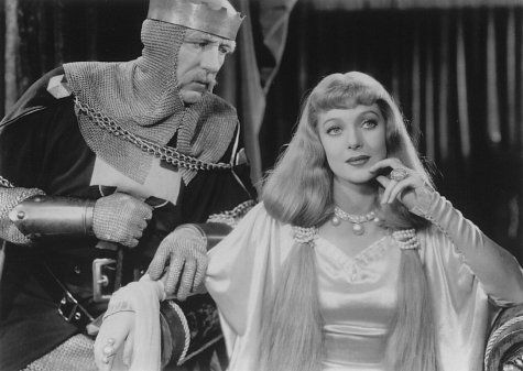 Lumsden Hare and Loretta Young in The Crusades (1935)