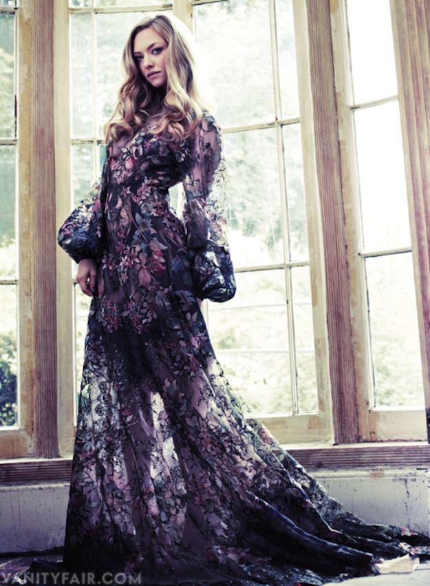 "Amanda Seyfried's Steamy ""Vanity Fair"" Spread"