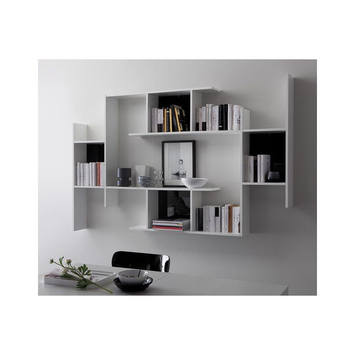 Game Modular Wall Shelf