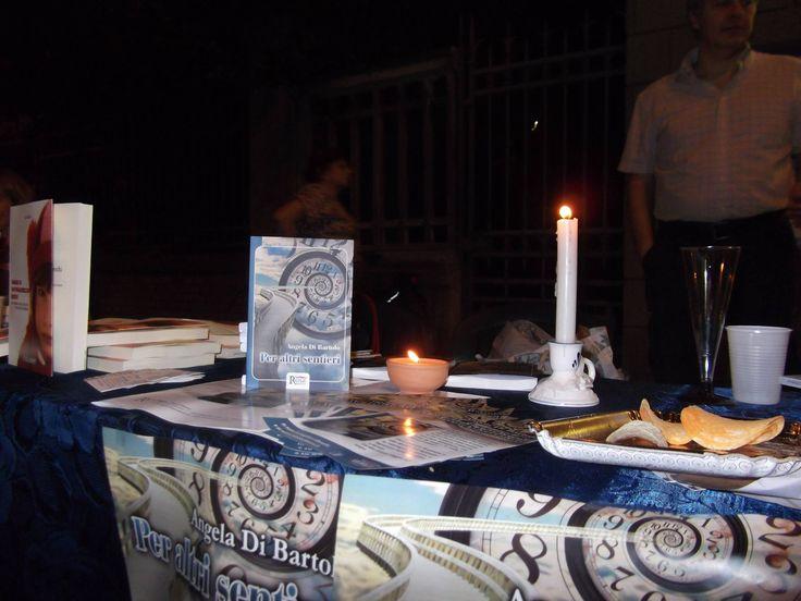 """""""Per altri sentieri"""" libreria Lorici Bologna"""