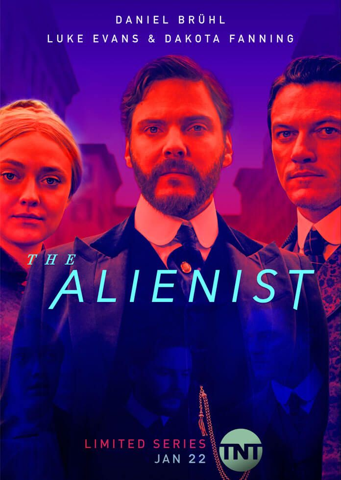 New trailer and poster for The Alienist