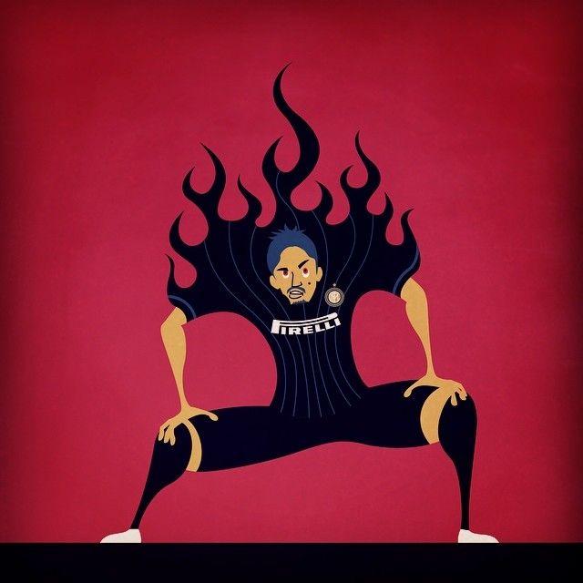 SoccerHacker 画像 - 長友佑都(Yuto NAGATOMO) 四股/idling #football #soccer #art #japan #sketch #illustrator #illustration #illustrationgram #follow #sports #イラスト #サッカー #長友佑都 #日本代表 #yutonagatomo #nagatomo #fcinter #fcinternazionale #ironman #sumo #italia