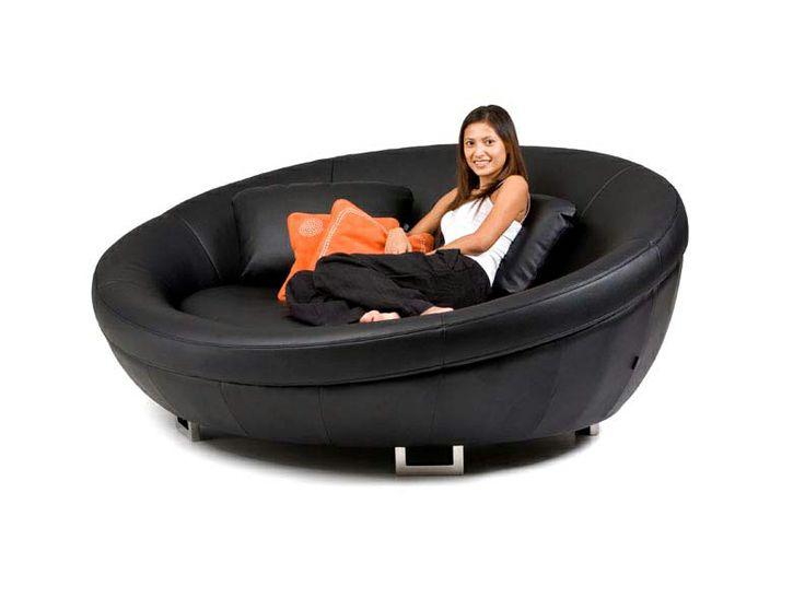 Cellini Ufo Leather Sofa Living Eetplaats Pinterest