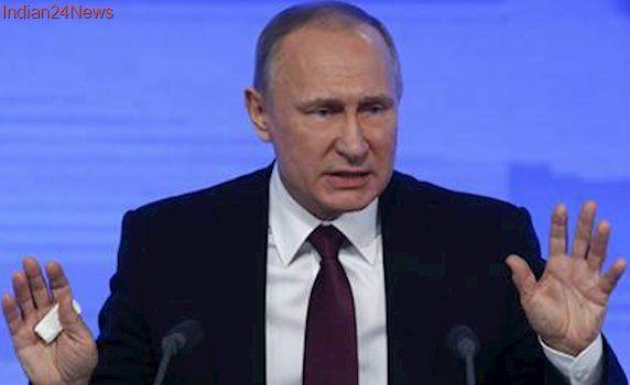 Sebastian Coe 'encouraged' by Vladimir Putin's doping pledge