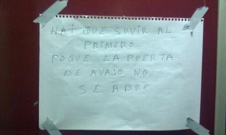 """""""@ab3lqpasa: @Toliol un cartelillo de esos... """" @hematocritico #DramaEnElPortal"""