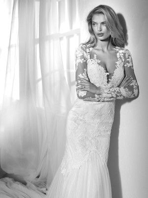 12 best Brautkleider St. Patrick images on Pinterest | Short wedding ...