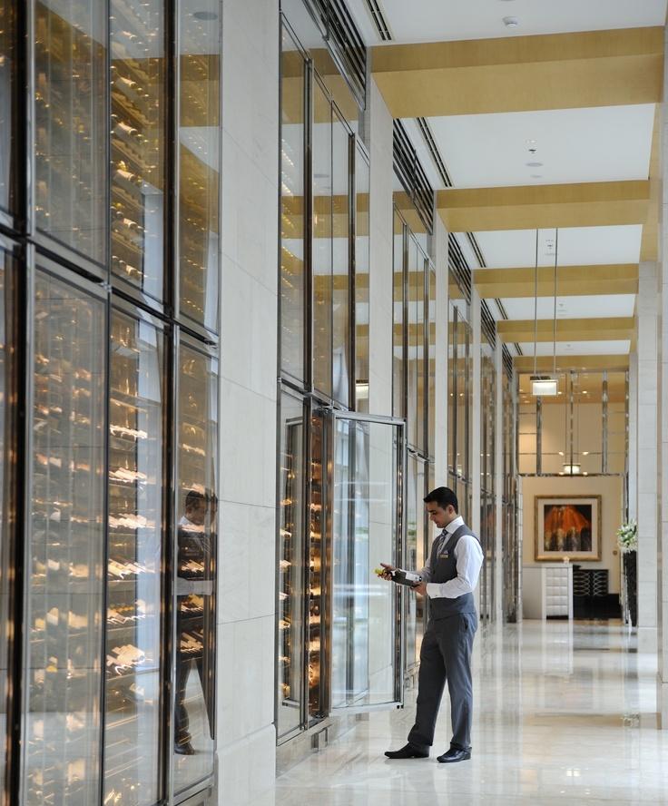 A Tough Choice At The Ritz-Carlton, Dubai International