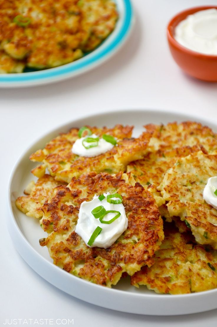 35226 best favorite recipes images on pinterest cooking food healthy cauliflower fritters recipe from justataste healthy forumfinder Image collections
