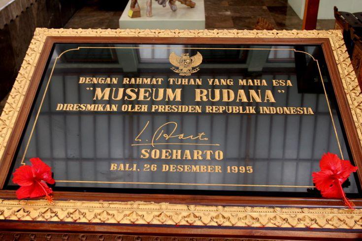 Museum Rudana Ubud - Tempat Wisata di Sekitar Ubud Bali
