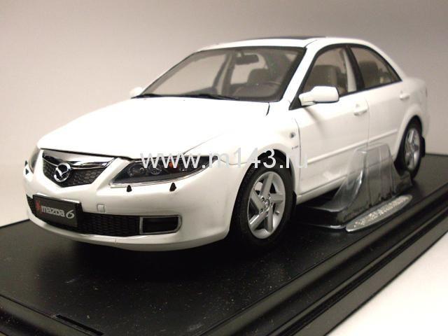 Масштабные модели автомобилей Mazda купить  Мазда