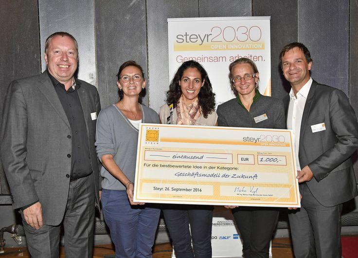 FAZAT-Award für erfolgreiche Steyrer Innenstadt-Initiative