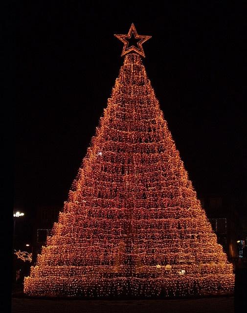 christmas tree....... very cool so pretty love it