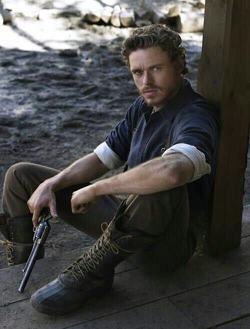 Game of Thrones ~ Richard Madden in Klondike airing on Discovery on January 20th