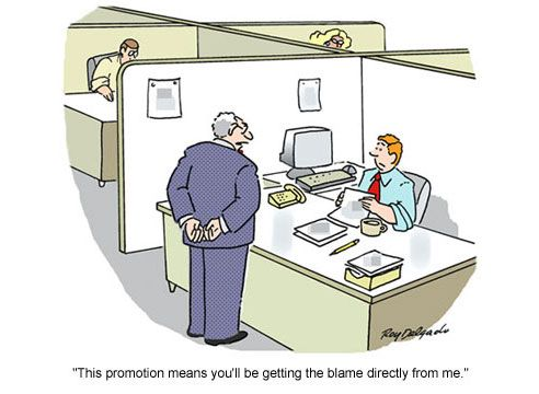 funny workplace | Job Issues - 15 Funny Work Cartoons | Reader's Digest