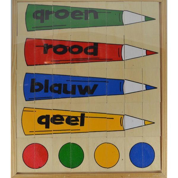 alle kleuren (op dit plaatje) behalve groen zijn primaire kleuren