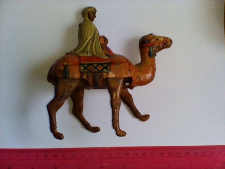 Keim 901 , Germany , arab on camel