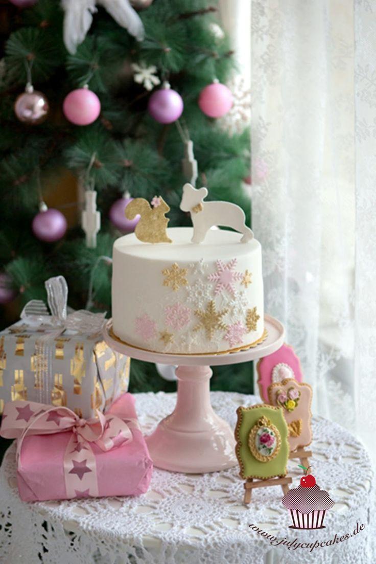 Wedding+Christmas+Cake.jpg (1067×1600)