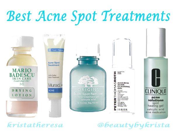 25+ best ideas about Best acne spot treatment on Pinterest | Best ...