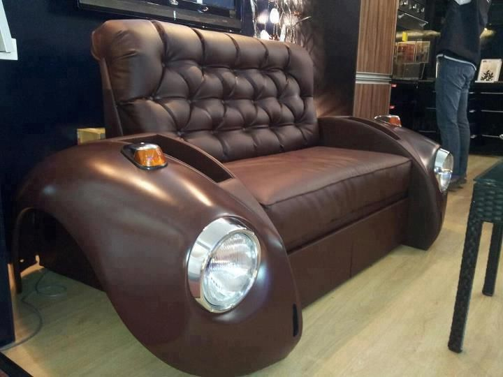 Best 25 car furniture ideas on pinterest innovative man for Engine parts furniture