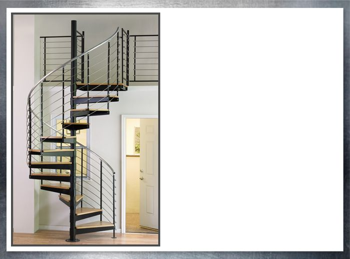 I would absolutely Love to have a spiral stair up into the attic so that we could use that space more.  Note sure if it is feasible, but it would be awesome.