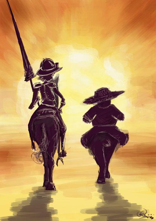 dibujos de don quijotes - Buscar con Google