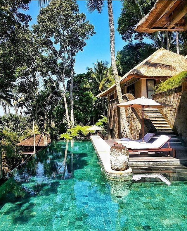 Who wants to go for a vacation in Bali? #Shambala Ubud #Bali  Tag your partner to go with #bucketlist destination  @egyafrans